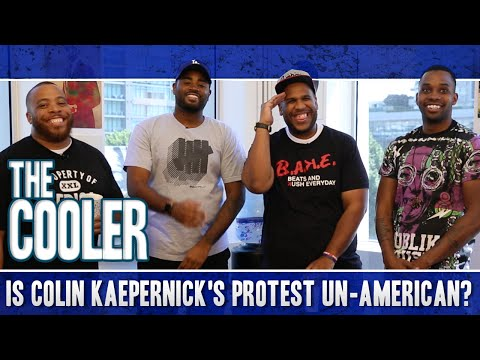 Is Colin Kaepernick's Protest Un-American?