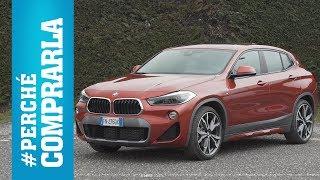 BMW X2 | Perché comprarla... e perché no