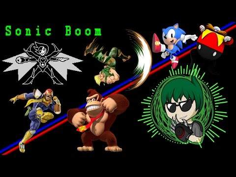VGM Medley - Sonic Boom [unrelated themes]