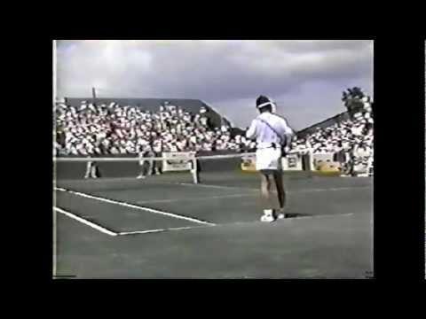 Chris Evert vs Arantxa Sanchez 1988 Tampa 3/3