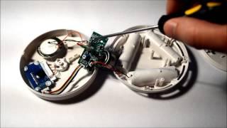 Carbon monoxide alarm teardown