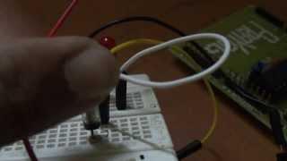 SW-18020P Vibration Switch Testing