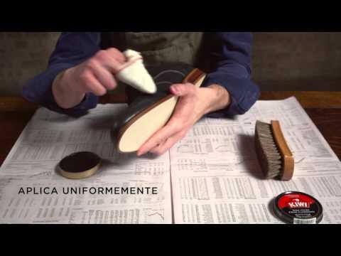 Cómo lustrar tus zapatos de piel | Cuidado del calzado KIWI