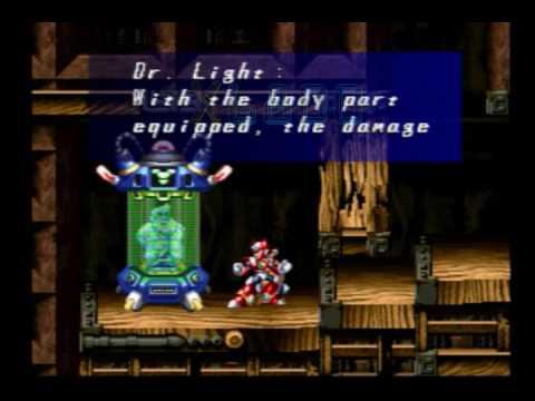 Mega Man X5 - The Cutting Room Floor