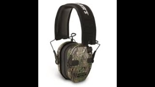 Walkers Razor Slim Quad Electronic Muffs Range Test!