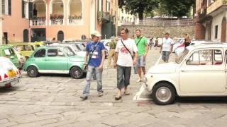 Скачать Fiat 500 Club Italia 28 Meeting Di Garlenda Tappa A Pieve Di Teco