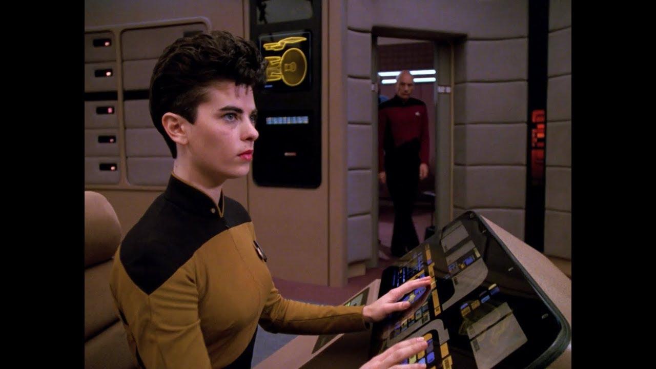 Star Trek The Next Generation Lt Jae Tracee Cocco