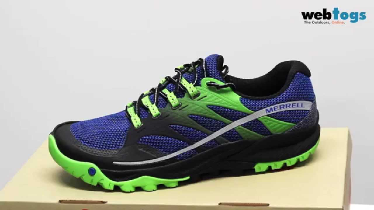 Merrell All Out Charge Shoes - Trail