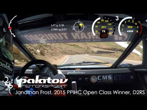 Palatov D2RS 2015 PPIHC - multi-camera view with overlay