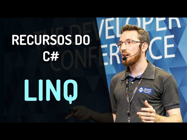Recursos do C# - LINQ