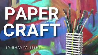 #papercraft Paper Craft Useful Things | Art and Craft  | Craft with Waste Material