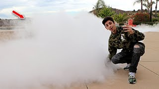 Download 1,000 POUNDS OF DRY ICE IN MY POOL CHALLENGE!! (SUPER CRAZY)   FaZe Rug Mp3 and Videos