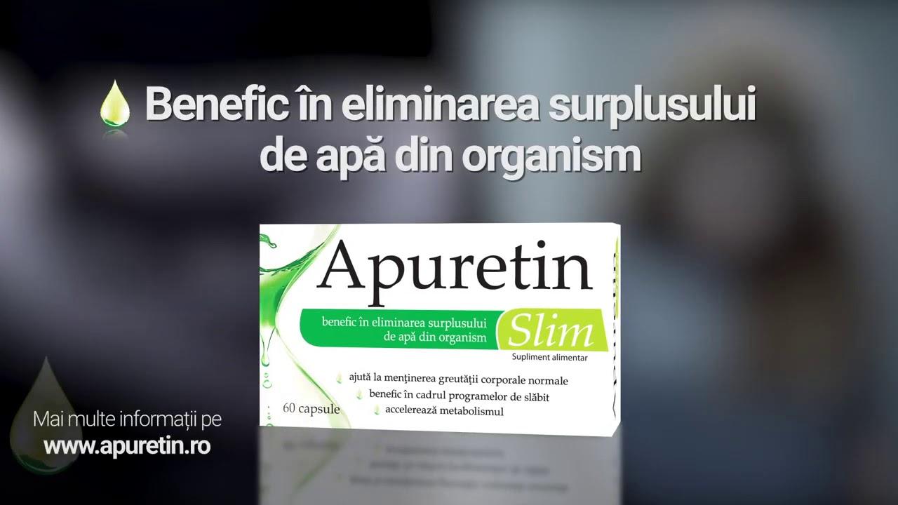 Zdrovit Apuretin Slim, 60 capsule