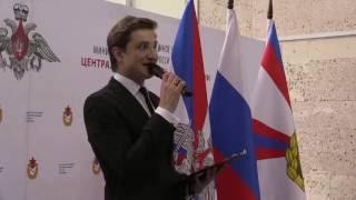 Открытие Аллеи Славы Олимпийских Чемпионов ЦСК ВМФ.