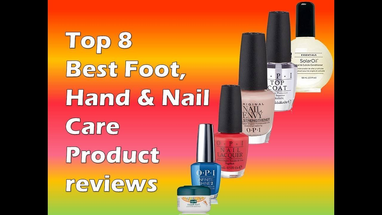 Top 8 Best Foot, Hand & Nail Care Product reviews | Salon & Spa ...