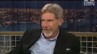 Harrison Ford Denies Existence of Star Wars Holiday Special in Conan