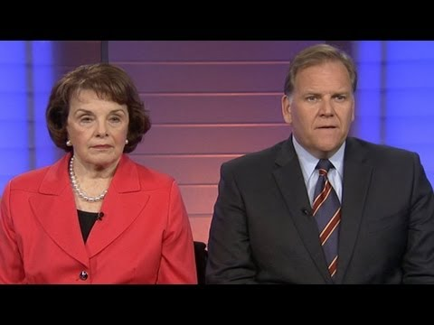 Dianne Feinstein, Mike Rogers on NSA Spying 'Balance is a Difficult Thing to Actually Identify'