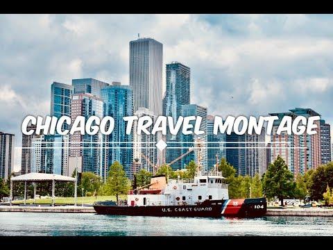 CHICAGO TRAVEL MONTAGE
