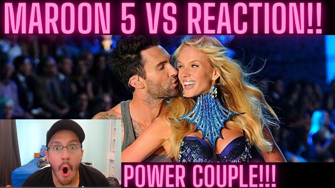Maroon 5 Moves Like Jagger Victorias Secret 2011 - YouTube