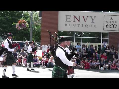 CANADA DAY PARADE 2016 WINDSOR ONT CANADA JULY 1.2016