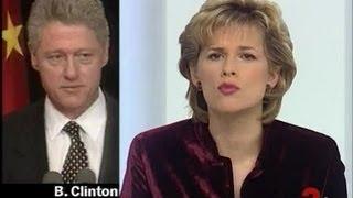 Bill Clinton et les femmes