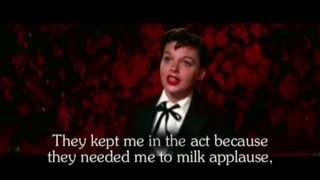 Born In A Trunk - Karaoke - Swanee - Judy Garland - A Star Is Born - Lyrics - Instrumental only