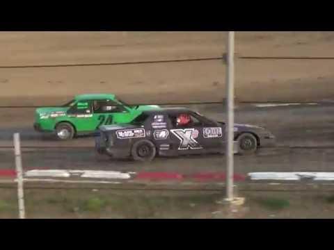 Montpelier Motor Speedway - Heat Race - May 21, 2016