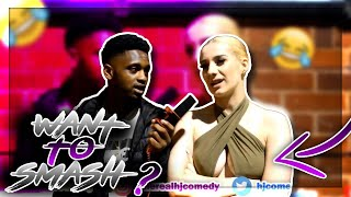 How to tell if a boy/girl wants to SMASH pt2 ft Terroll lewis & Drunk people - IN BIRMINGHAM!