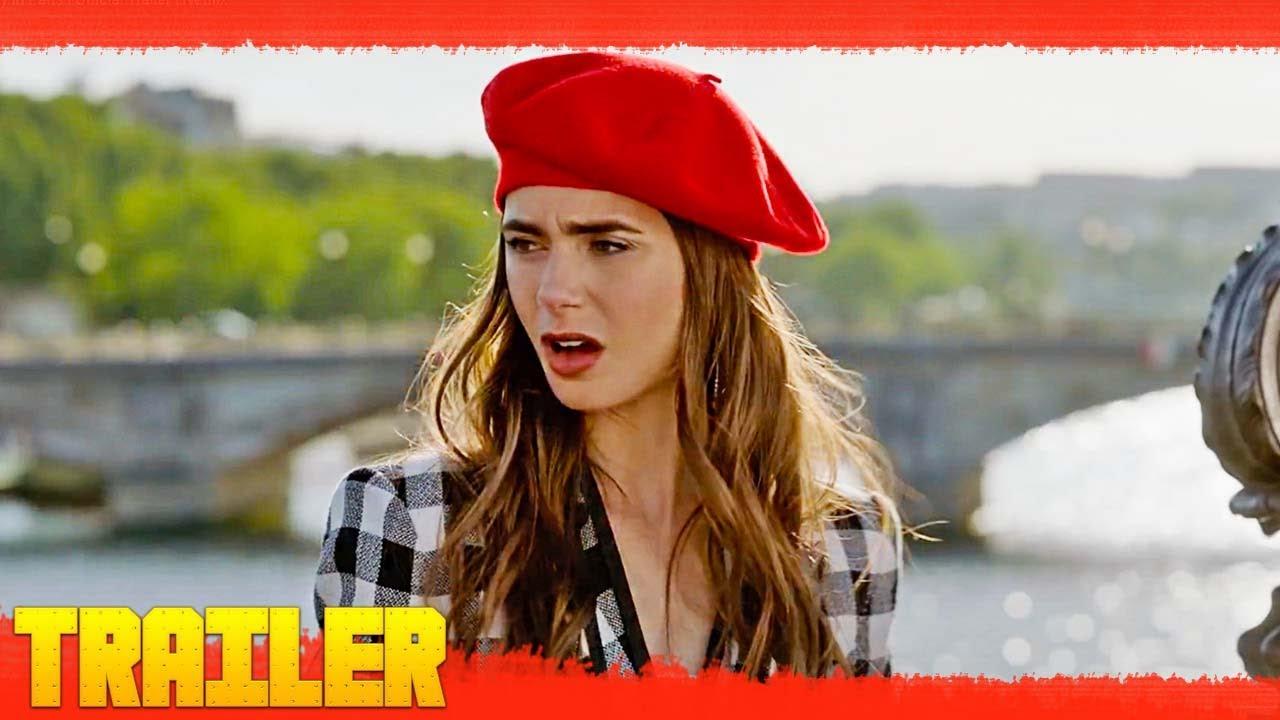 Emily en París Temporada 1 (2020) Netflix Serie Tráiler Oficial #2 Subtitulado