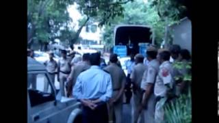 Police make arrests on the fifteenth day of sit-in by asylum seekers in India - 4