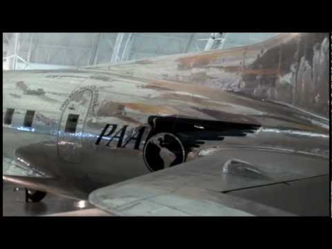 Virginia Pan Am Boeing 307 StratoLINER not StratoCRUISER!