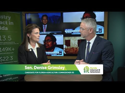A conversation with Sen. Denise Grimsley, candidate for Commissioner of Agriculture