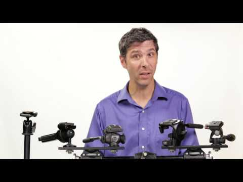 Understanding Tripods: Choosing The Right Tripod Head