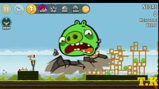 Angry Birds Game Play on Android Best Game Play 2019 Part 2