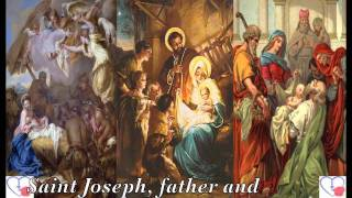 Prayer to St. Joseph for Purity