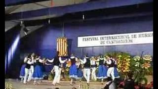 La Balanguera a Cantonigrós