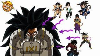 ¿ Quien Es El Saiyajin Maligno Realmente ? - Dragon Ball Heroes El Anime | KANBA |