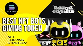 What are ROGUE CIRCUITS BOTS? Hot NFT project on Solana Blockchain