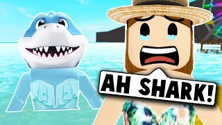 I WENT TO THE BEACH... (Roblox Bloxburg) Roblox Roleplay