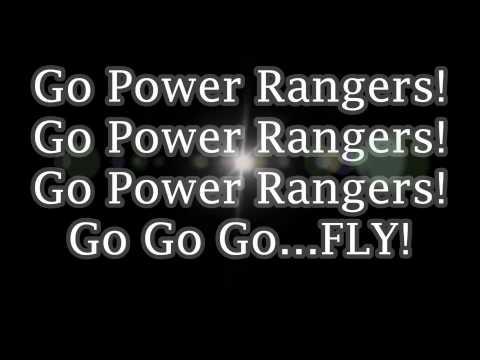 Power Rangers In Space Full Extended Theme LYRICS