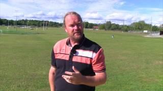 Järn-special. Golftips med Marcus Edblad Kista Golfcenter