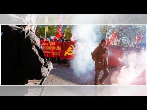 Berliner Polizei rechnet mit Ausschreitungen zum 1. Mai