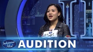 Judika jadi penyanyi latarnya Irine Septiani! - AUDITION 1 - Indonesian Idol 2018 MP3