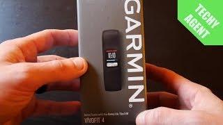 Garmin Vivofit 4 - Unboxing and 1st Impressions
