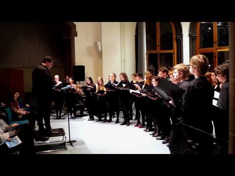 Pavane - GUMC  Chamber Choir