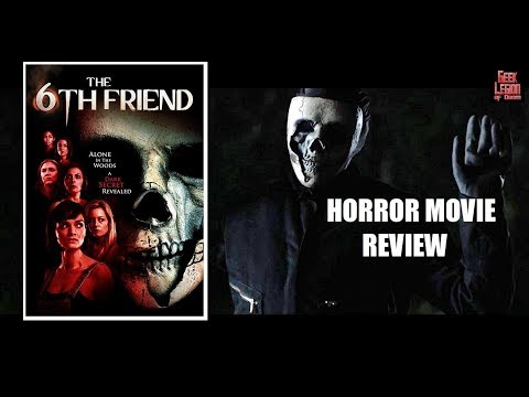THE 6TH FRIEND ( 2016 Jamie Bernadette ) Horror Movie Review