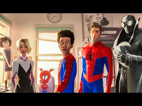 SPIDER-MAN: INTO THE SPIDER-VERSE Trailer 1 - 3 (2018)
