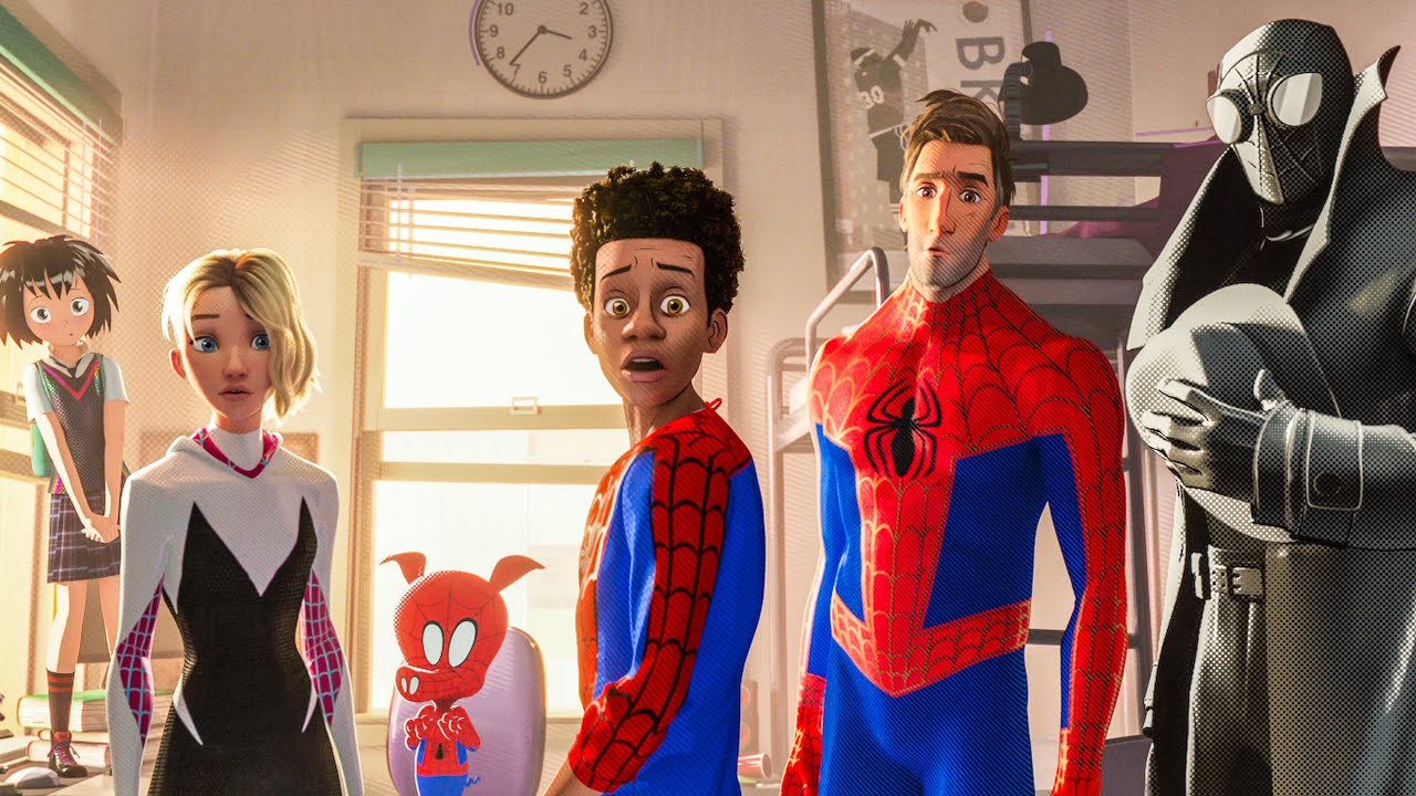 SPIDER-MAN: INTO THE SPIDER-VERSE - 6 Minutes Trailers (2018 ...
