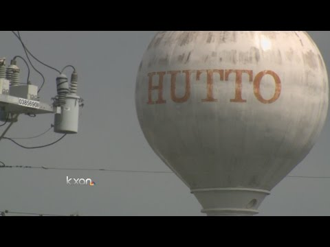 There's a titanium-clad mystery in Hutto