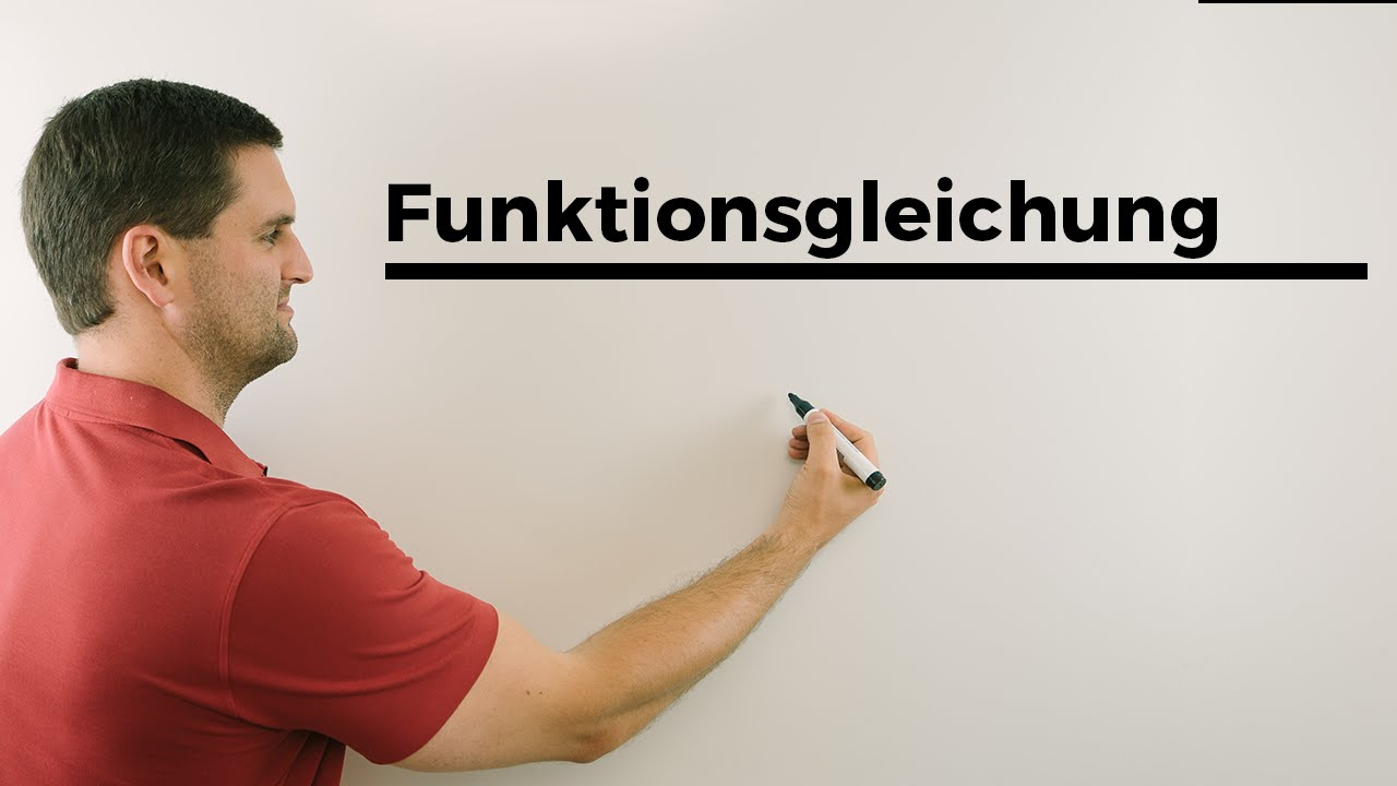 funktionsgleichung erkennen anhand vom graphen mathehilfe online mathe by daniel jung youtube. Black Bedroom Furniture Sets. Home Design Ideas